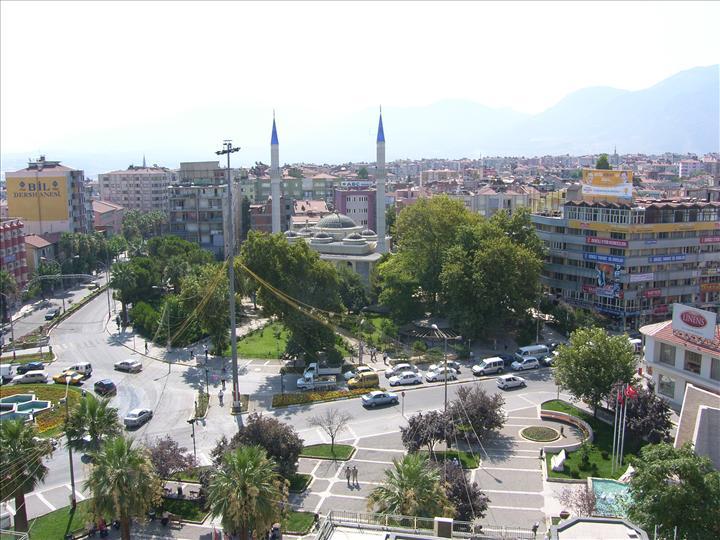 Denizli Çınar Square
